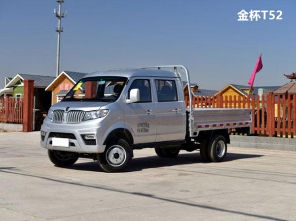 """pinnacle平博官网T50/T52领衔主演,小卡车市场迎来""""春天"""""""